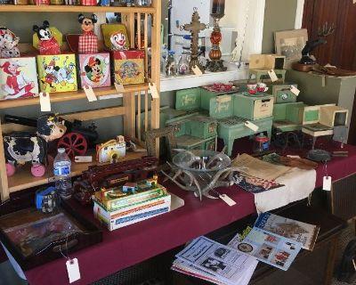 Outdoorsman/Collectors Dream Sale! Antiques, collectibles & Tons More!