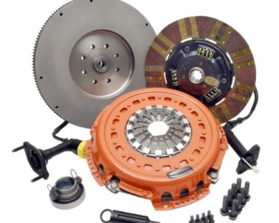 Centerforce Df352341 Dual Friction Clutch Pressure Plate And Disc Set