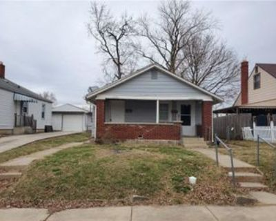 2338 Calhoun St, Indianapolis, IN 46203 1 Bedroom House