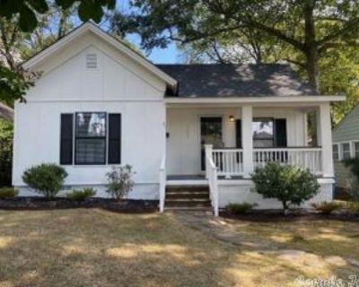 1205 N Polk St, Little Rock, AR 72205 2 Bedroom House