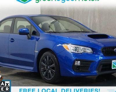 2020 Subaru WRX Base