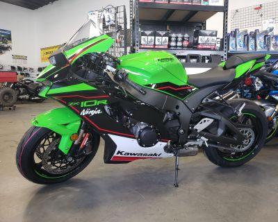 2021 Kawasaki Ninja ZX-10R KRT Edition Supersport Vallejo, CA
