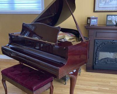 Kawai Baby Grand Piano