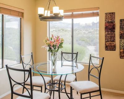 Luxury Resort Style Condo in the Catalina Foothills. Quiet Desert Oasis Paradise - Quail Canyon