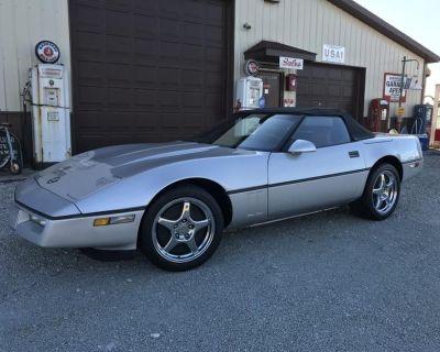 1988 Chevrolet Corvette Roadster