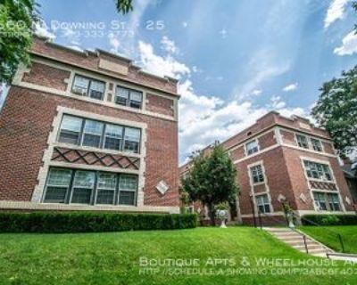 1560 N Downing St #25, Denver, CO 80218 1 Bedroom Apartment