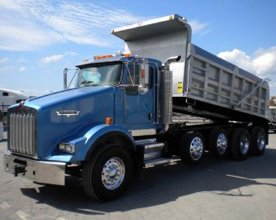 """We are a """"one stop"""" shop for dump truck financing"""