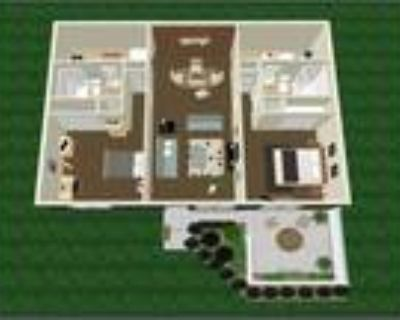 Canterbury Crossings - Galley - 2x2 - 864 sq. ft. with Carport