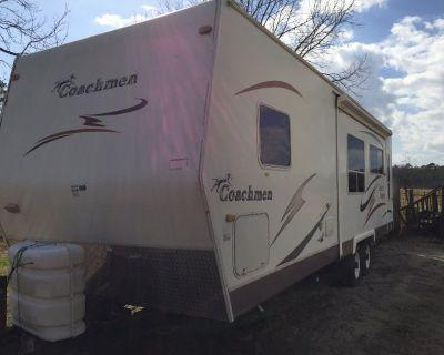 2007 Sprit of America Coachman Travel Trailer