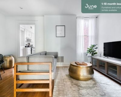 #154 Furnished Apartment in Capitol Hill