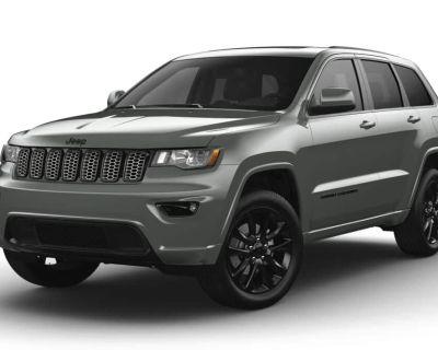 New 2021 JEEP Grand Cherokee Laredo X With Navigation