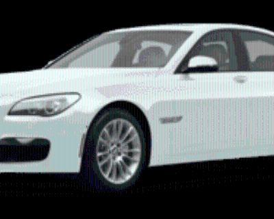 2013 BMW 7 Series ALPINA B7
