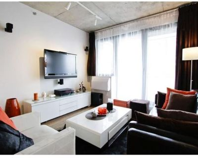 Long Term Rental Only - Luxury Furnished Executive Suite - Griffintown