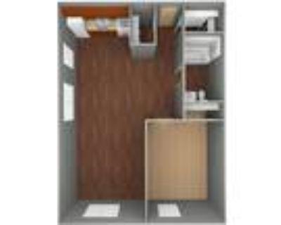 Prospect East Apartments - One Bedroom Corner-East