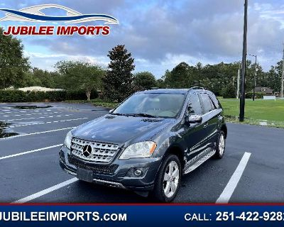 Used 2010 Mercedes-Benz M-Class ML350