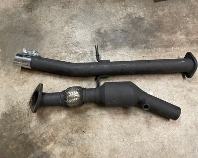 Wanted - ZZP catted midpipe