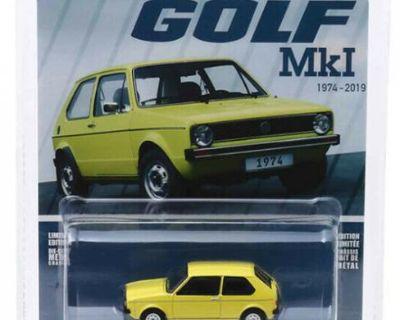 1:64 Volkswagen Golf Mk1 Rabbit 45th Anniversary