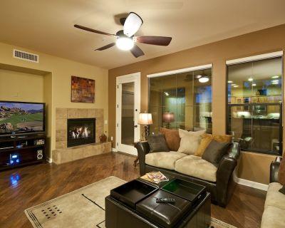 SANITIZED Grayhawk Gated Golf Course Community 3 bedrooms, 2 Car Garage, WiFi & W/D - By PADZU - Talon Retreat