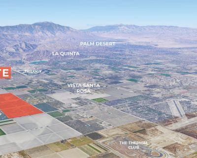775 Lots - Rancho Santa Rosa approved development in Vista Santa Rosa