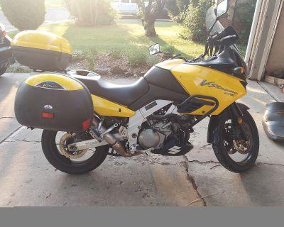 2003 Suzuki V-STROM 1000