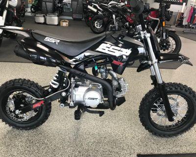 2021 SSR Motorsports SR 110 Semi Motorcycle Off Road Coloma, MI