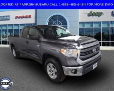2014 Toyota Tundra SR5 Double Cab 6.5' Bed 5.7L V8 RWD