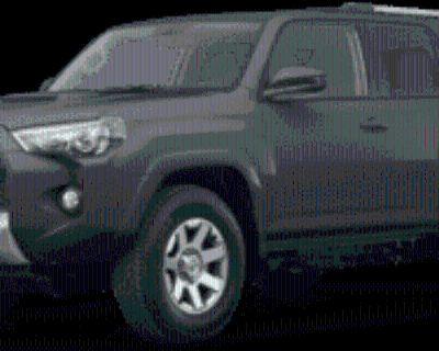 2017 Toyota 4Runner TRD Off Road Premium