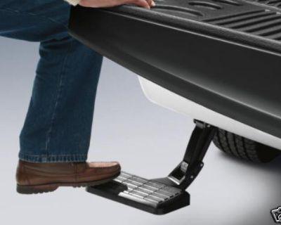2011 2012 Dch Dodge Ram Folding Step Oem New Mopar 82212091