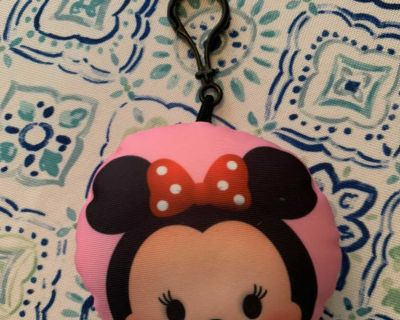 Minnie Mouse backpack hanger