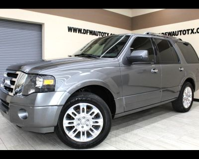 Used 2013 Ford Expedition Limited 2WD