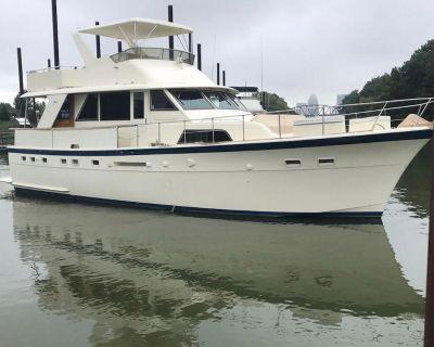 1980 Hatteras 53 Motoryacht