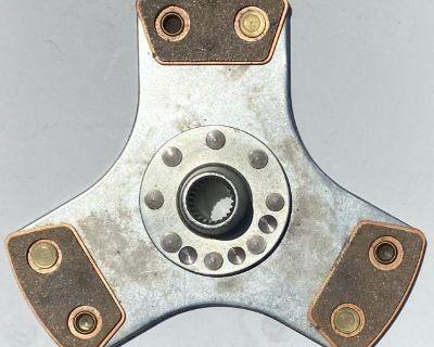 New GENE BERG 200 MM 3 Puck Racing Clutch Disk