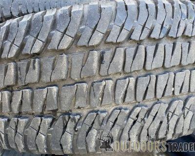 FS 275/65/18 Michelin LTX A/T great tires