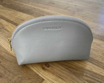 Fawn Design leather pouch
