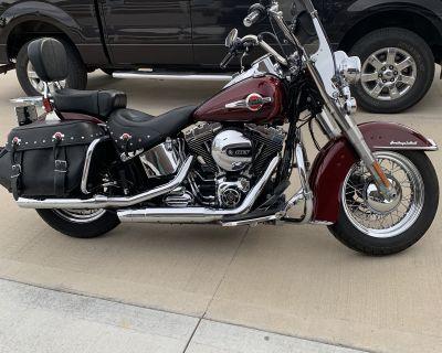 2017 Harley-Davidson HERITAGE SOFTAIL CLASSIC