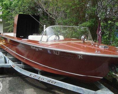1966 16' Correct Craft Mustang 16