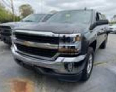 $33,995 2018 Chevrolet Silverado with 22,506 miles!