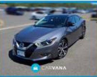 2016 Nissan Maxima Gray, 23K miles