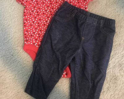 Outfit 3-6month