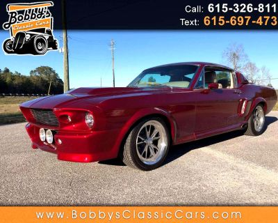 1967 Ford Mustang 2dr Fastback GT