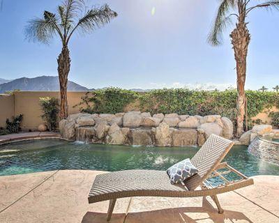 NEW! Stunning La Quinta Oasis w/ Pool + Hot Tub! - La Quinta