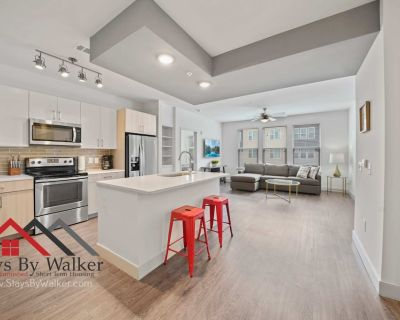 Modern Grant Park 2BR/2B King Beds Cable + Wi-Fi Balcony (1200 SqFt) Sta - Oakland