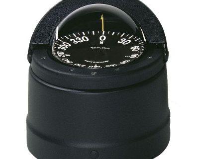 E.s. Ritchie #dnb-200 - Navigator Binnacle Mount Compass - Black