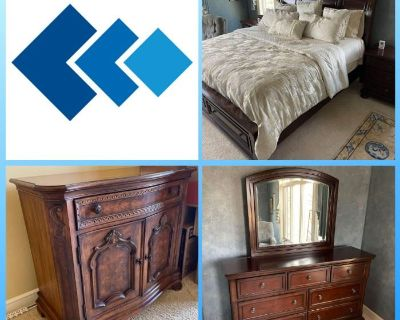 Altamira Furniture Auction - Drexel, Ethan Allen, Ekornes