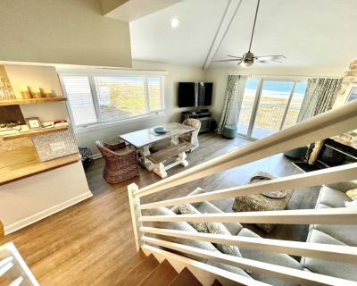 Spectacular Top Floor Oceanfront 3 BDR Condo On North End Of Wrightsville Beach - Shell Island