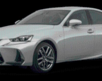 2018 Lexus IS IS 350 F Sport
