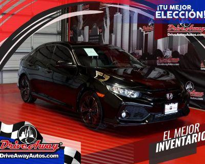 2018 Honda Civic Hatchback EX CVT
