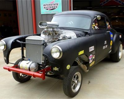 1949 Chevrolet Gasser