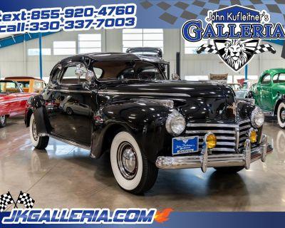 1941 Chrysler New Yorker Highlander