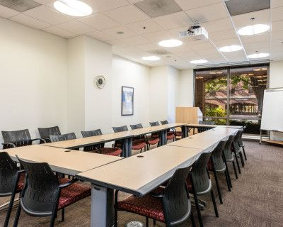 Comfortable & Professional Conference Space (CR B, Room 122B), Fairfax, VA